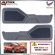 Proton Saga Iswara (1.5I ONLY) Side Door Panel Speaker Board Cover Pocket Holder PVC Wrapped (GREY)