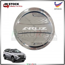 Perodua Aruz 2019 Fuel Gas Tank Cap Trim Cover (Chrome)