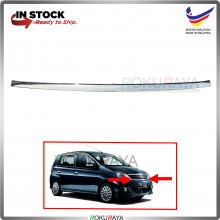 Perodua Viva (Elite Model ONLY) Front Bumper Grill Bottom Moulding Garnish (Chrome)