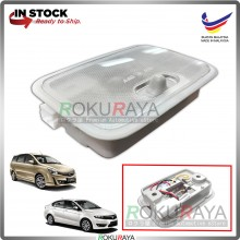 Proton Exora Preve Indoor Interior Assy Room Lamp Roof Light Lens Bulb OEM Replacement Spare Part
