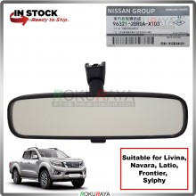 Nissan Slyphy Frontier Livina Latio Navara Teana Rear View Room Mirror