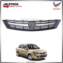 Proton Saga FL FLX Front Bumper Top Grill Grille Sarong Chrome Garnish Moulding