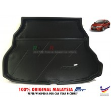 Honda City GM2 GM3 ( 5th Gen ) 2008-2014 Custom Fit Original PE Non Slip Rear Trunk Boot Cargo Tray