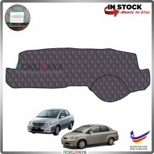 Honda City (4th Gen) 2002-2008 RR Malaysia Custom Fit Dashboard Cover (RED LINE)