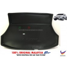 Honda Civic FB ( 9th Gen ) 2012-2016 Custom Fit Original PE Non Slip Rear Trunk Boot Cargo Tray