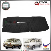 Toyota LiteAce M30-M80 RR Malaysia Custom Fit Dashboard Cover (BLACK LINE)