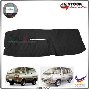 Toyota LiteAce M30-M80 RR Malaysia Custom Fit Dashboard Cover (BLACK LINE)