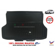 Honda City GM6 ( 6th Gen ) 2013 Custom Fit Original PE Non Slip Rear Trunk Boot Cargo Tray