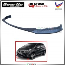 Perodua Myvi (3rd Gen) 2018 PU Rubber Bodykit Front Skirting Gear Up (Raw Material)
