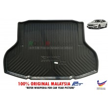 Honda Civic FC G10 ( 10th Gen ) 2016 Custom Fit Original PE Non Slip Rear Trunk Boot Cargo Tray