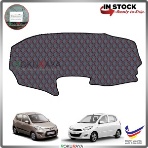 Hyundai i10 PA (1st Gen) 2007 RR Malaysia Custom Fit Dashboard Cover (RED LINE)