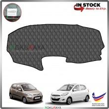 Hyundai i10 PA (1st Gen) 2007 RR Malaysia Custom Fit Dashboard Cover (BLACK LINE)