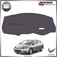 Honda Insight Hybrid (2nd Gen) 2009  RR Malaysia Custom Fit Dashboard Cover (RED LINE)