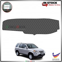 Honda CR-V RD4-RD9 (2nd Gen) 2001-2006 RR Malaysia Custom Fit Dashboard Cover (BLACK LINE)