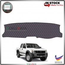Isuzu D-max Dmax RC (1st Gen) 2002-2012 RR Malaysia Custom Fit Dashboard Cover (RED LINE)