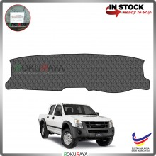 Isuzu D-max Dmax RC (1st Gen) 2002-2012 RR Malaysia Custom Fit Dashboard Cover (BLACK LINE)