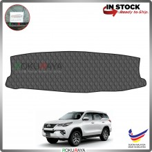 Toyota Fortuner (2nd Gen) 2015 RR Malaysia Custom Fit Dashboard Cover (BLACK LINE)