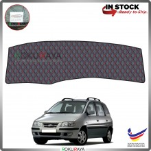 Hyundai Inokom Matrix RR Malaysia Custom Fit Dashboard Cover (RED LINE)