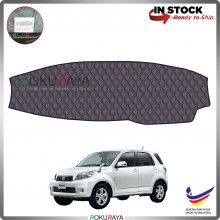 Toyota Rush 2008 RR Malaysia Custom Fit Dashboard Cover (RED LINE)