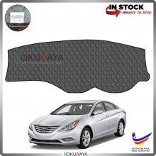 Hyundai Sonata YF (6th Gen) 2009-2014 RR Malaysia Custom Fit Dashboard Cover (BLACK LINE)