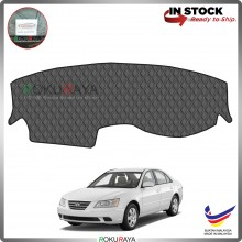 Hyundai Sonata NF (5th Gen) 2005-2009 RR Malaysia Custom Fit Dashboard Cover (BLACK LINE)