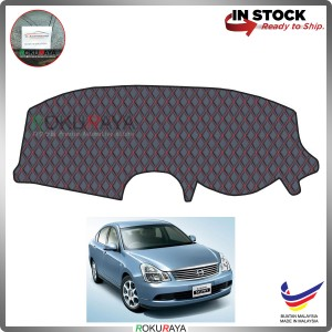 Nissan Sylphy G11 (2nd Gen) 2005-2012 RR Malaysia Custom Fit Dashboard Cover (RED LINE)