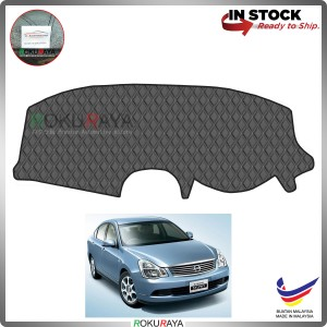 Nissan Sylphy G11 (2nd Gen) 2005-2012 RR Malaysia Custom Fit Dashboard Cover (BLACK LINE)