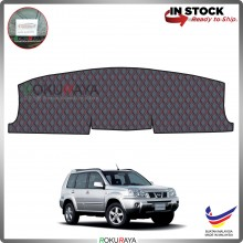 Nissan X-Trail Xtrail T30 (1st Gen) 2000-2007 RR Malaysia Custom Fit Dashboard Cover (RED LINE)