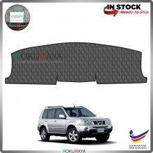 Nissan X-Trail Xtrail T30 (1st Gen) 2000-2007 RR Malaysia Custom Fit Dashboard Cover (BLACK LINE)