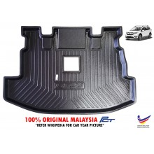 Honda BRV BR-V 2015 Custom Fit Original PE Non Slip Rear Trunk Boot Cargo Tray (Big)