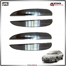 Proton Perdana (1st Gen) Door Handle Cover Garnish Trim Stainless Steel (CHROME OUTER)