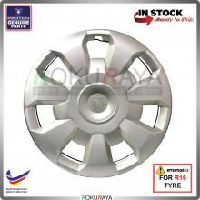 Proton Exora R16'' Inch Original Genuine Car Wheel Cover Tyre Center Hub Cap Steel Rim