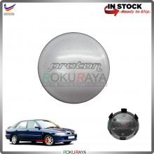 Proton Saga Wira Waja Sport Rim Center Wheel Cap Cover (GREY)