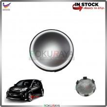 Perodua Myvi Old Sport Rim Center Wheel Cap Cover (GREY)