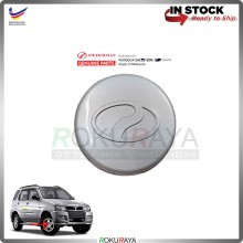 Perodua Kembara DVVT 2003 Original Genuine Part Sport Rim Center Wheel Cap Cover (GREY)