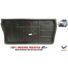 Perodua Viva 2007-2014 Custom Fit Original PE Non Slip Rear Trunk Boot Cargo Tray
