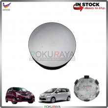 Perodua Viva Alza Old Sport Rim Center Wheel Cap Cover (GREY)