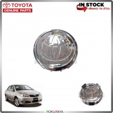 Toyota Vios Altis Camry Avanza Alphard 57mm Diameter Sport Rim Center Wheel Cap Cover (CHROME)