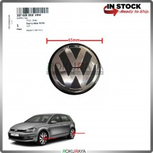Volkswagen 65mm Diameter Original Genuine Part Sport Rim Center Wheel Cap Cover
