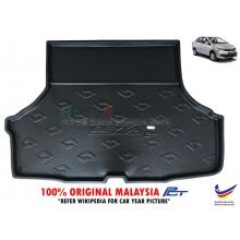 Perodua Bezza Custom Fit Original PE Non Slip Rear Trunk Boot Cargo Tray
