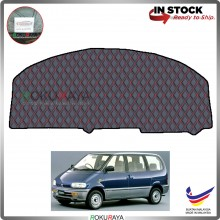 Nissan Serena C23 (1st Gen) 1991-2002 RR Malaysia Custom Fit Dashboard Cover (RED LINE)