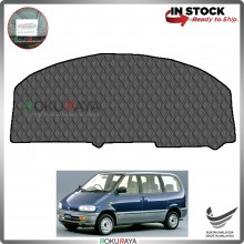Nissan Serena C23 (1st Gen) 1991-2002 RR Malaysia Custom Fit Dashboard Cover (BLACK LINE)