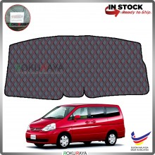 Nissan Serena C24 (2nd Gen) 2003-2012 RR Malaysia Custom Fit Dashboard Cover (RED LINE)