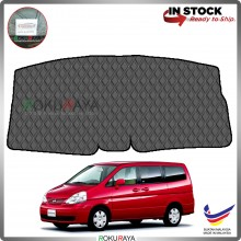 Nissan Serena C24 (2nd Gen) 2003-2012 RR Malaysia Custom Fit Dashboard Cover (BLACK LINE)