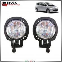 Perodua Alza 2009-2013 Spotlight Fog Lamp Bracket OEM Replacement Spare Part Glass