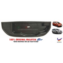 Nissan Livina (Bottom) Custom Fit Original PE Non Slip Rear Trunk Boot Cargo Tray