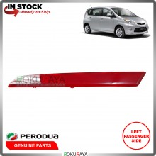 Perodua Alza 2009 Rear Back Bumper Red Reflector OEM Replacement Spare Part (LEFT)