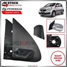 Perodua Myvi Icon Ikon 2015-2017 Car Replacement Side Door Mirror Leg Bracket Gasket (RIGHT)