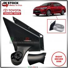 Toyota Vios NCP150 (3rd Gen) 2013-2018 Car Replacement Side Door Mirror Leg Bracket Gasket (RIGHT)