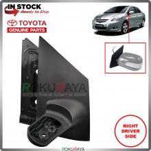 Toyota Vios Dugong NCP93 (2nd Gen) 2008-2012 Car Replacement Side Door Mirror Leg Bracket Gasket (RIGHT)